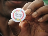 Street party  badge