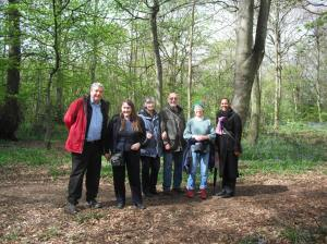 FARA Bluebell Walk 2012
